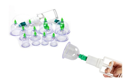 Cupping Therapy Device Set 6 Cups Chinese Medical Hijama Set 414af235-4046-45f5-b742-92f08b9c8671