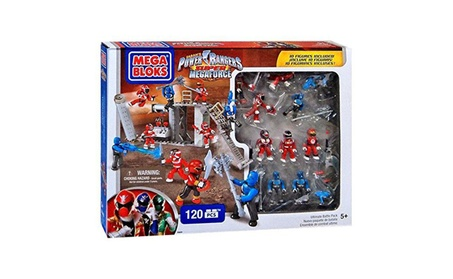 Mega Bloks, Power Rangers Super Megaforce, Ultimate Battle Pack 29feaf3d-9c07-45e2-bf3a-09f8ee227d38