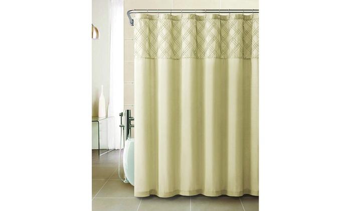 Highline Decor Pearl Shower Curtain ...