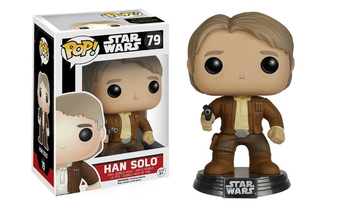 funko pop star wars episode vii vinyl figures set 6 piece livingsocial. Black Bedroom Furniture Sets. Home Design Ideas