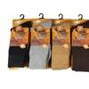 6 Pairs Men's Thermal Merino Wool Lamb Winter Crew Socks Size 10-13