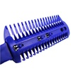 Universal Razor Combs with Replacement Blades