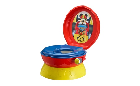 The First Years Disney Baby Mickey Mouse 3-In-1 Potty System 7a2d06fa-059e-4fef-9b8c-f9e866dfddef