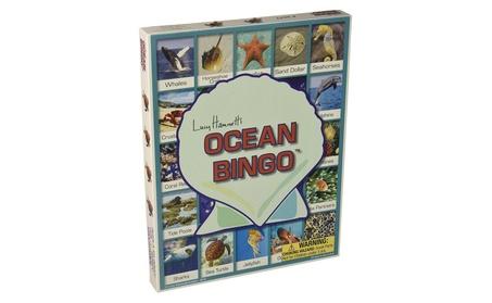 Lucy Hammet Bingo Games LH2577 Ocean Bingo Educational Game 46701eca-e573-4dd0-8458-b208443de86d