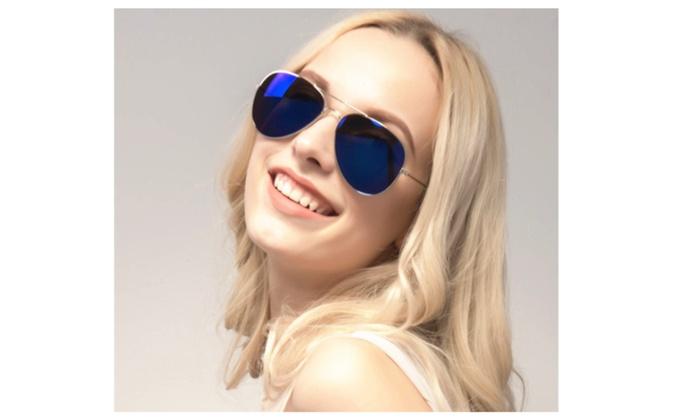 Unisex Adult Aviator Sunglasses