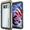 Atomic 3 Waterproof Case For Samsung Galaxy S 8 (gold)