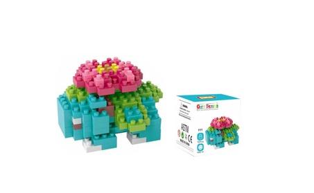 LNO Pokemon Figures Model Toys Venusaur Building Blocks kids toys 6a641e95-d399-4b1d-ad3b-83fefd4023d3