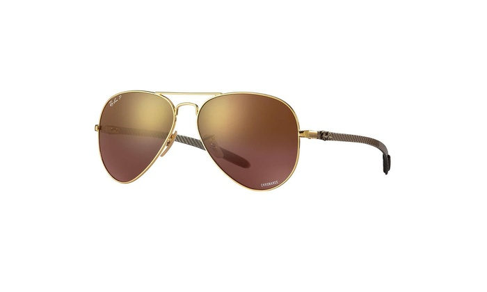 734eef74cff Up To 39% Off on Ray-Ban RB8317CH Chromance Le...