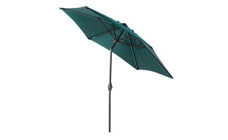 Abba Patio 9-Ft Market Outdoor Aluminum Table Patio Umbrella ba0d1a22-cd02-48e8-9e74-524dd8b3263a