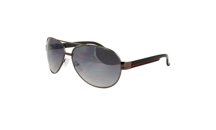 MLC EYEWEAR Retro Racer Inspired Aviator Sunglasses z9211