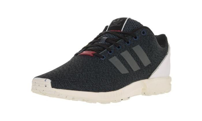 Adidas zx flusso originali uomini scarpe da corsa boonix owhite 10