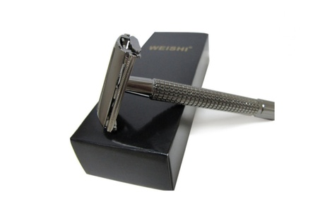Top Quality Men's Long Handle Razor For Clean & Smooth Shave 835b42df-44c3-4641-82ee-da1b0e86de53
