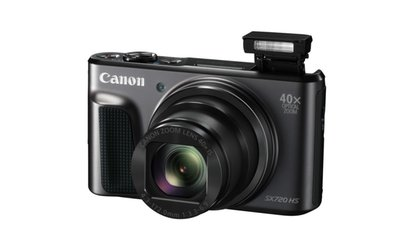 image for Canon PowerShot SX720 HS 20.3MP 40X Zoom Wifi / NFC Digital Camera