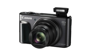 Canon PowerShot SX720 HS 20.3MP 40X Zoom Wifi / NFC Digital Camera at The Teds Store, plus 6.0% Cash Back from Ebates.