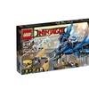 LEGO Ninjago Lightning Jet 70614 Building Kit 876 Piece