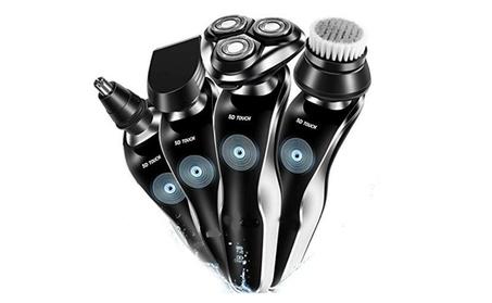 4 In 1 Professional Electric Shaver Men's Razor Waterproof 75978392-e9a3-4014-bcee-140cd6ff5552