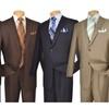 Men's Classic-Fit Suit 2 Piece (2TR)
