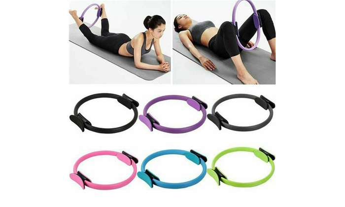 Up To 45 Off On Pilates Ring Dual Fitness Wei Groupon Goods