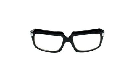 Morris Halloween Costumes Glasses 80's Scratcher Black/Clear a87dc831-5508-4df8-8da5-4c9c390c1a5e