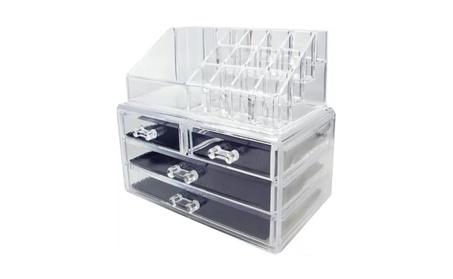 Cosmetic Organizer Makeup Case Sundry Storage Makeup