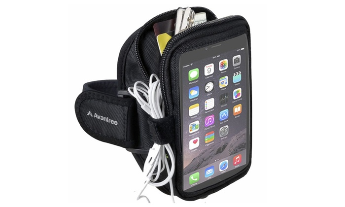 Avantree Trackpouch Sports Armband