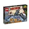 LEGO Ninjago Water Strider 70611 Building Kit 494 Piece