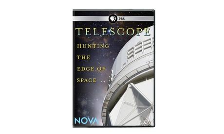 NOVA: Telescope: Hunting the Edge of Space DVD 7dd0a3b7-712c-4e46-8344-aa83bbc9c517