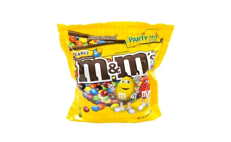 M'S Peanut Chocolate Candy Party Size 42-Ounce Bag (Pack of 2) 6d651048-48fe-4ae1-92fc-67b14ef92da7