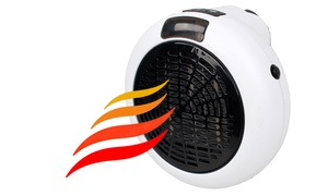 NEW Insta Heater - The Amazing Plug In Wall Heater 600 Watt