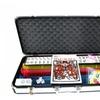 Western Mahjong with Combo Racks in Silver Hard case American Mah-jong