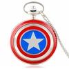 Captain America Pocket Watch