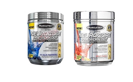 Extreme Energy Neurocore Pro Series Pre Workout Supplements