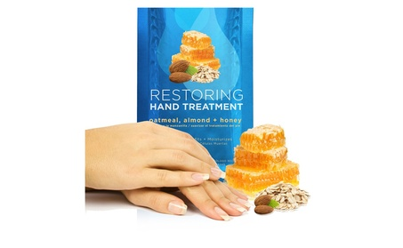 Glove-Style Restoring Hand Treatment photo