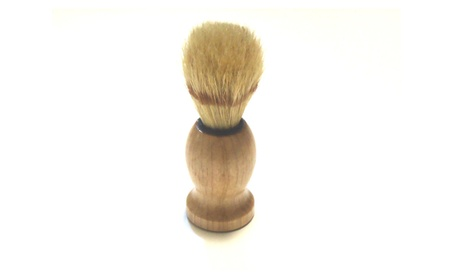 Professional Wood Handle Mens Shaving Brush 14ae3dac-a6ea-4576-8a02-4dac9098ceb3