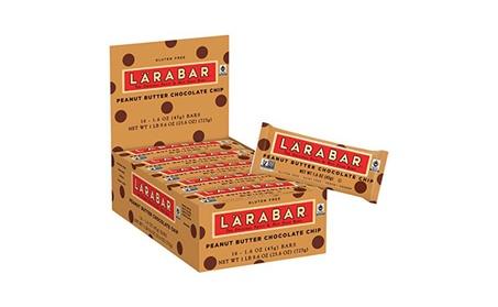 Larabar Gluten Free Bar, Peanut Butter Chocolate Chip, 1.6 oz Bars 5588a513-7865-41d0-bbef-267c969d336e