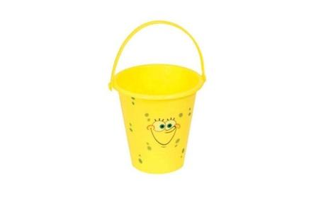 Midwest Quality Gloves Ss8k Nickelodeon Spongebob Kids Bucket, Plastic 7f3cf38e-619e-422a-b7ff-c8fa6130d395