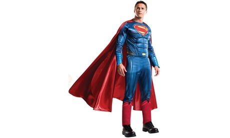 Batman v Superman: - Mens Grand Heritage Superman Costume 3d0f9a19-175d-47e1-a83d-91491daa5cdb