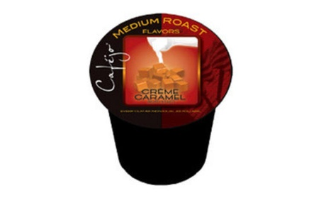 Cafejo K-CJ-DVB-1-50 Decaf Vanilla Bean K-Cups for Keurig Brewers 42f45ca9-3848-4c96-a030-a3c5b4e9791b