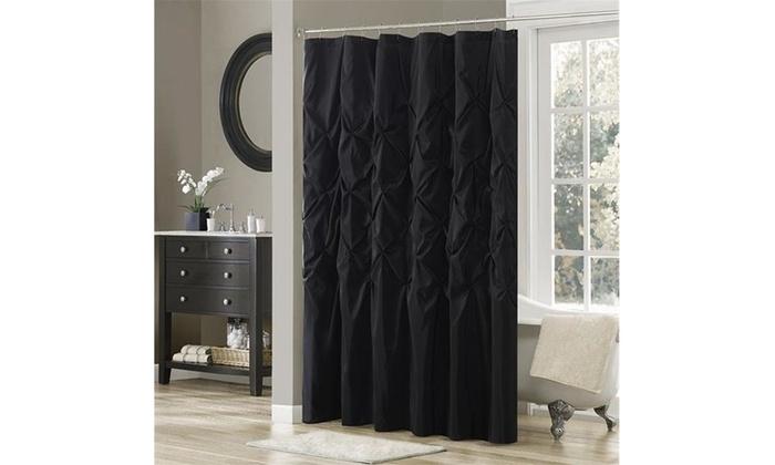 Madison Park MP70 3272 Laurel Shower Curtain
