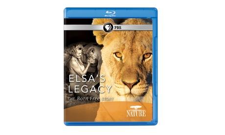 NATURE: Elsa's Legacy: The Born Free Story Blu-ray a6b65f64-ecc9-4b03-8507-30fbdf8dac79