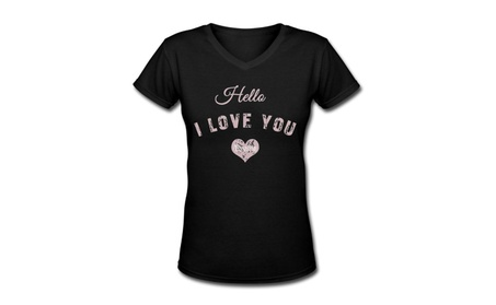 Women's The Doors Hello I Love You T Shirt 67c493ef-7465-4330-ac31-20dd6b94bdbc
