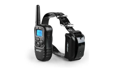 Rechargeable Waterproof Wireless LCD digital Gog Training Shock Collar 415f2173-d26f-4a93-8bb2-82c772f711df