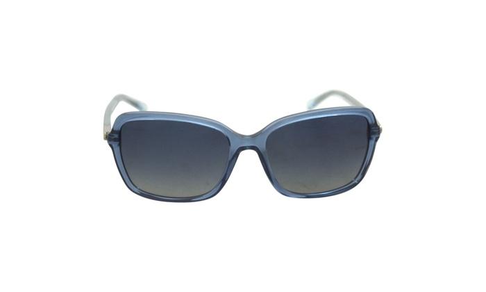 Groupon Goods: Coach HC8152 53304L - Blue Glitter/Crystal Light Blue