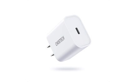 20W USB-C Power Adapter for iPhone 12 Pro Max/12 Mini PD 3.0 Fast Wall Charger