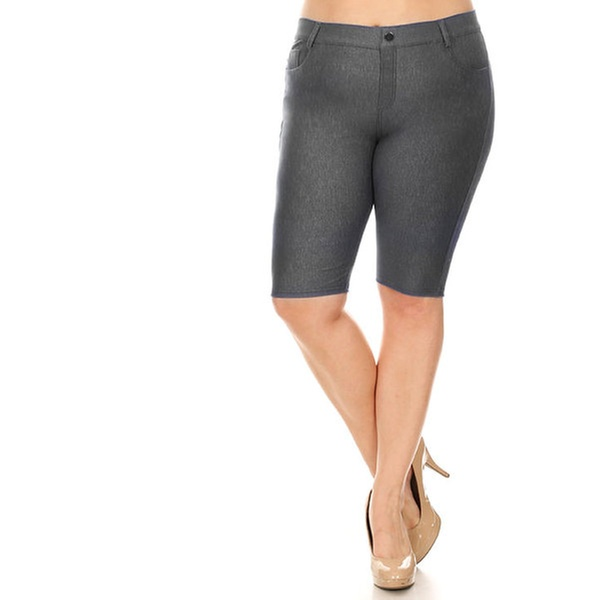 aa625eb9fd Up To 62% Off on Women's Shorts (1- or 3-Pk.)   Groupon Goods