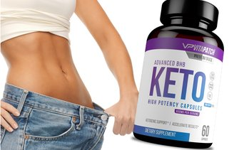 Keto BHB Diet Pills for Weight Loss and Keto Support (60-, 120- or 180-Count)