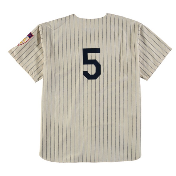 new styles 52339 38292 Mens New York Yankees Joe DiMaggio Cream/Navy Throwback 1951 Jersey