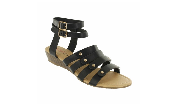 Red Circle Women's Sergeant Multi Banded Gladiator