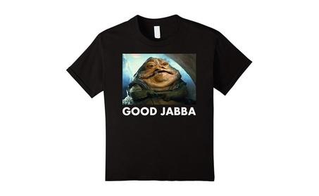 Star Wars Good Jabba The Hut Graphic T-Shirt 63449d23-327f-46fc-a874-fe86db51d20b