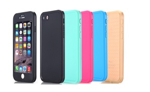 iPhone 6s 7 Plus Waterproof Shockproof Life/Dust/Snow Proof Thin Case at TaiMarket, plus 6.0% Cash Back from Ebates.